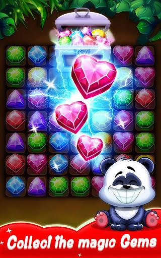 Panda Gems - Jewels Match 3 Games Puzzle filehippodl screenshot 5