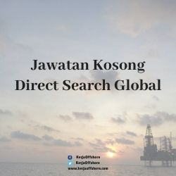 Jawatan kerja Kosong Direct Search Global