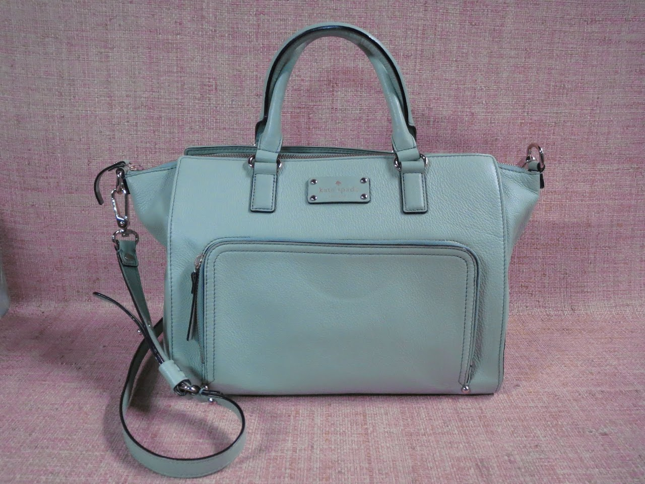 Kate Spade Seafoam Crossbody Bag