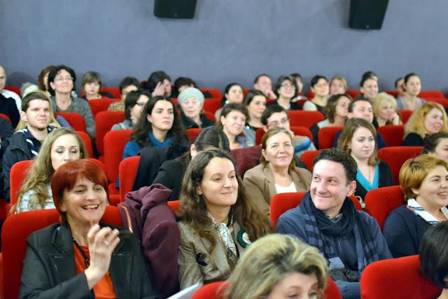 Lansare film documentar Ba se poate 1056