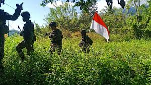 1 orang KKSB Tewas di tangan Tim Gabungan TNI-Polri dan mengamankan 2 orang KKSB
