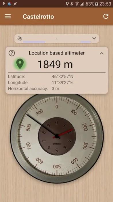 كيفية قياس ارتفاع الهاتف بدقة