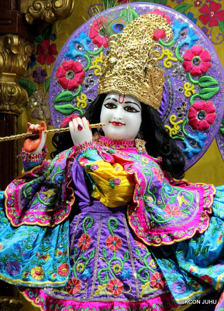 ISKCON Juhu Mangal Deity Darshan on 19th Jan 2017 (24)