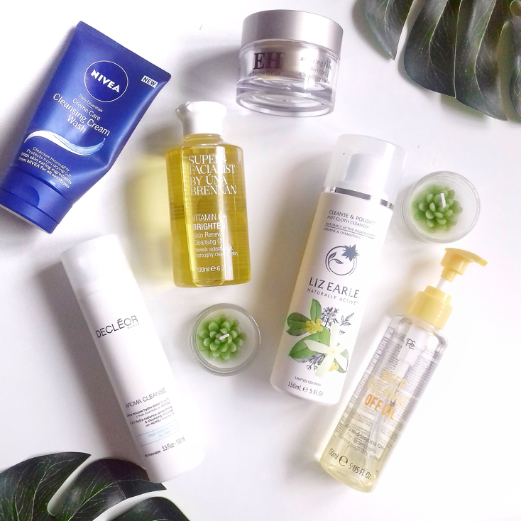 6 great wash-off cleansers