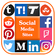 Social Media Sites - All in One Social Media