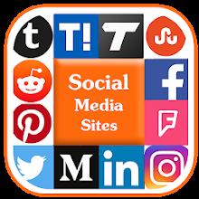 Social Media Sites - All in One Social Media Download on Windows