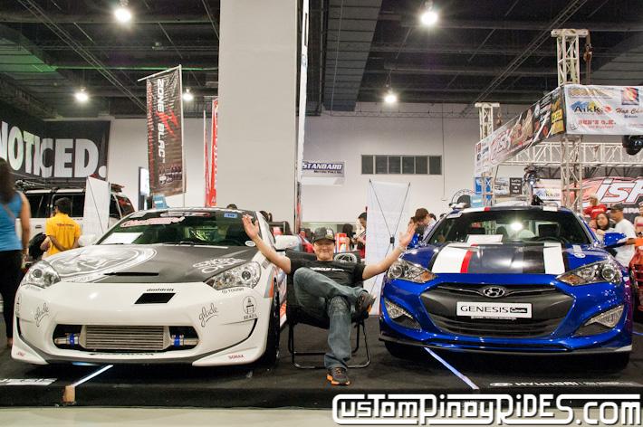 Hyundai Genesis Coupe Body Kit Designs by Atoy Customs 2012 Manila Auto Salon Custom Pinoy Rides pic43