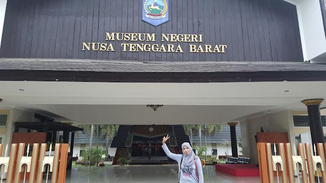 Muzium Negeri Nusa Tenggara Barat Lombok