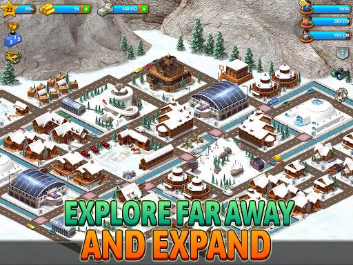 Paradise City - Island Simulation Bay apkdebit screenshots 9