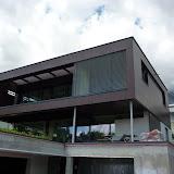 Fassade Wohnhaus Baumkirchen
