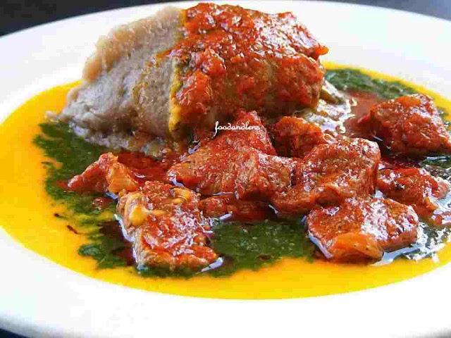 Amala, Gbegiri and Ewedu Recipe