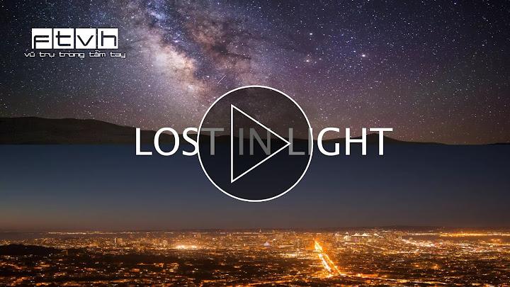 Hãy xem ô nhiễm ánh sáng tác động đến bầu trời đêm như thế nào