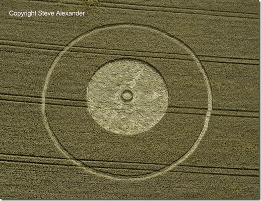 Crop Circle  Regno Unito
