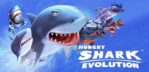 Hungry Shark Evolution APK MOD DINHEIRO INFINITO