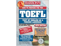 Barron's TOEFL Full Book - PDF ফাইল