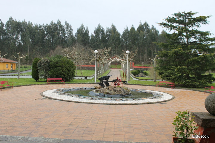 Jardín Entrada