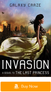Dystopian novels: Last Princess: Invasion