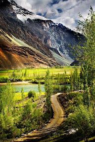 Beauty of Phandar Valley