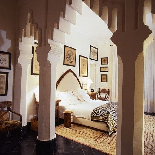 Moroccan-Style Art Frames