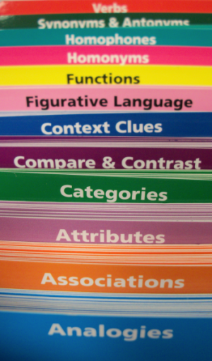 Vocabulary Chipper Chat Cards