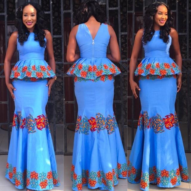 Latest Ankara Styles Trending In Nigeria Ankara Fabrics Fashionte
