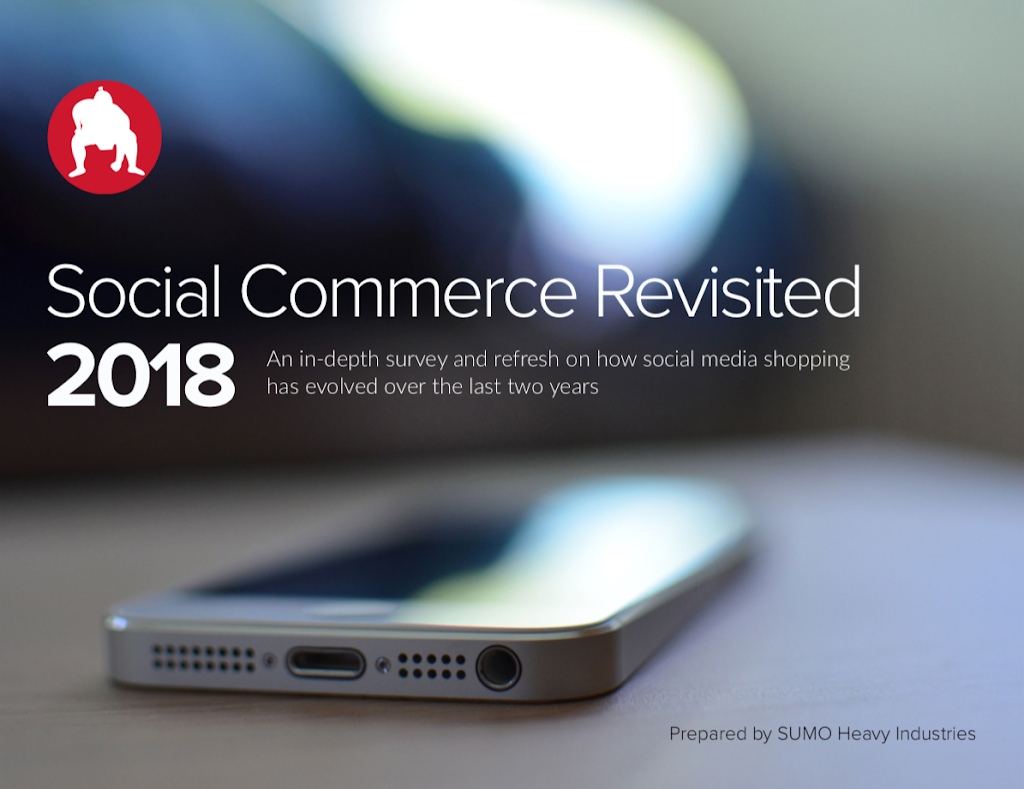 social commerce revisited 2018
