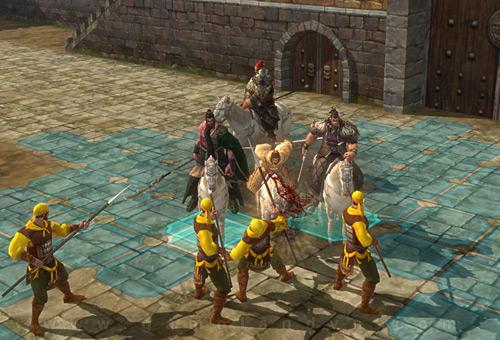 """Đôi nét về """"siêu webgame"""" Epic of the Three Kingdoms 10"""