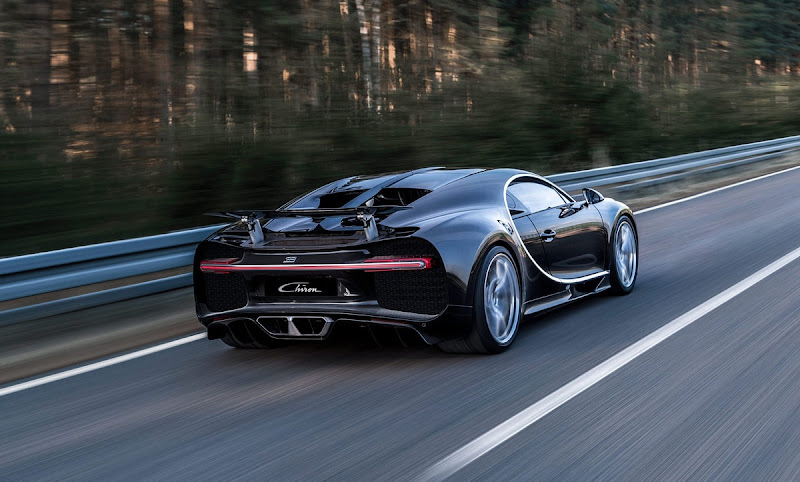 Bugatti Chiron – $2.5 Million (2)