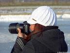 Fotograaf gekiekt
