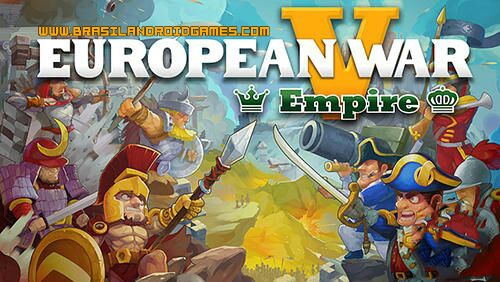 Download European War 5: Empire v1.2.2 IPA Grátis - Jogos para iOS