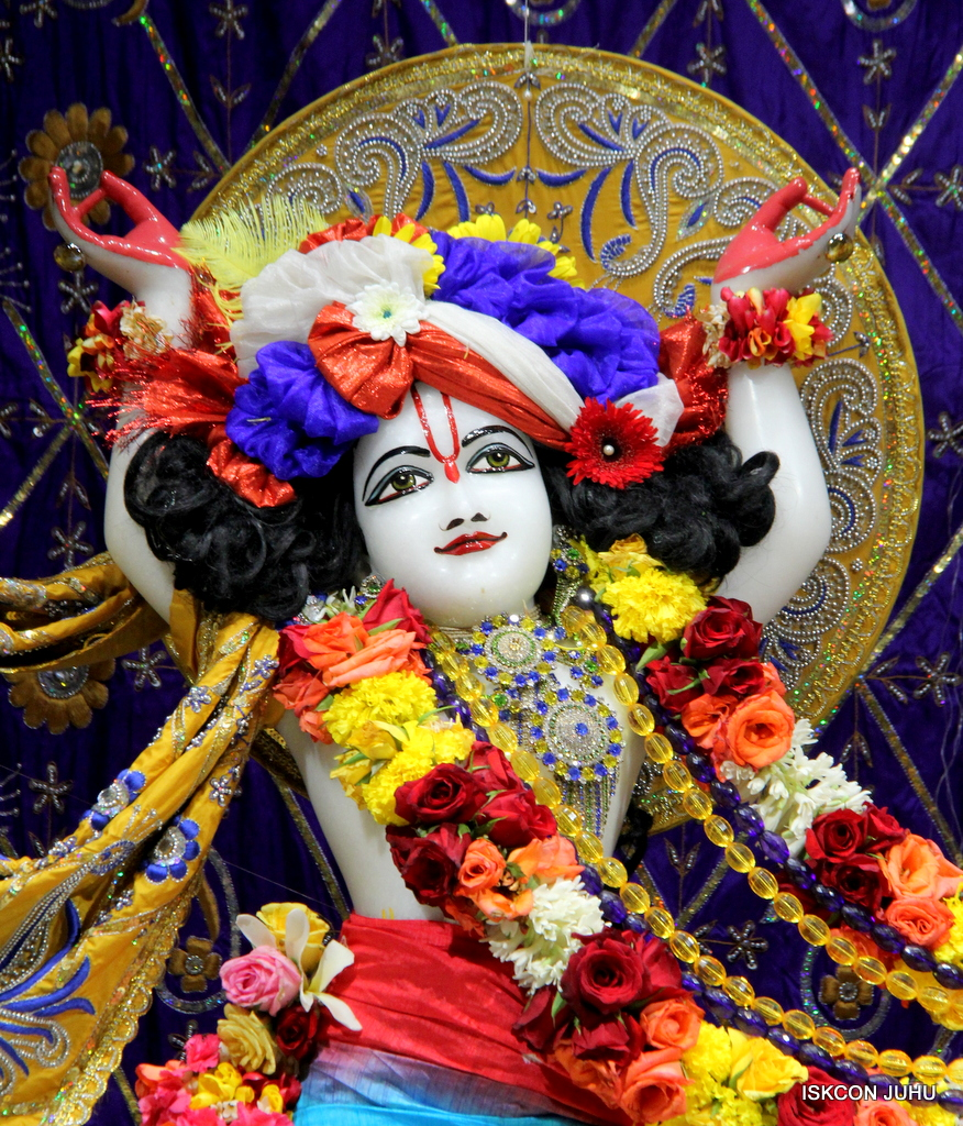 ISKCON Juhu Sringar Deity Darshan on 7th Sep 2016 (102)
