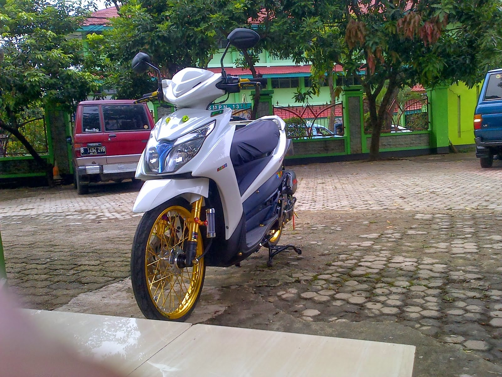 suzuki hayate 125 for sale