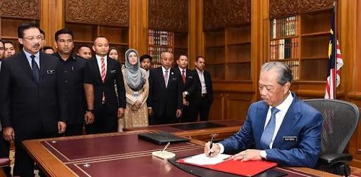 PM Malaysia dan Jajaran Kabinet Sumbangkan 2 Bulan Gaji untuk Penanganan Corona, Ini Totalnya
