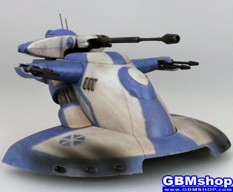 Revell Easykit 1/50 Star Wars Clone Wars AAT Battle Tank Armored Assault Tank
