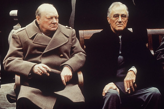 Franklin Roosevelt appeals to Hitler for peace