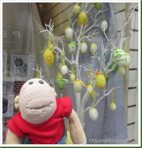 Easter Window 2