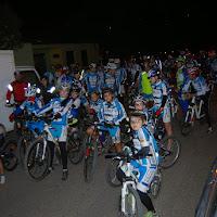 Marcha nocturna al Pueyo