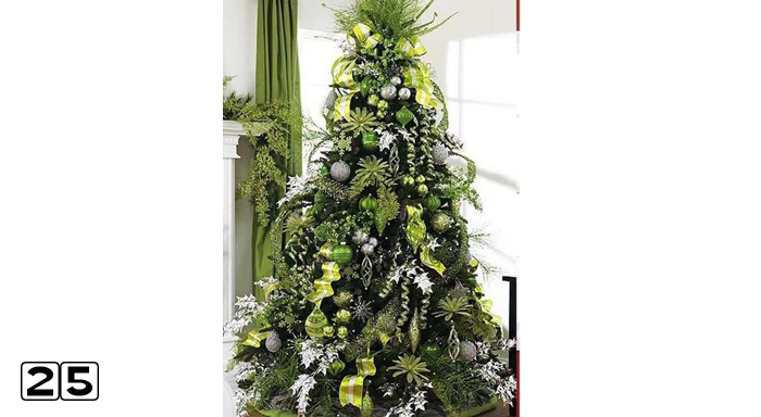 Christmas Tree Decorating Ideas Look Great with Picture 025
