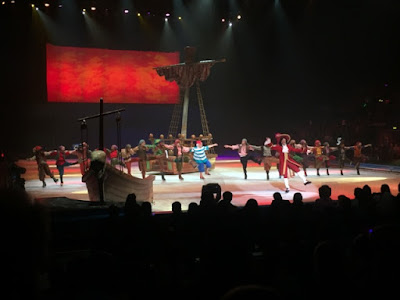 Disney on Ice silver anniversary tour