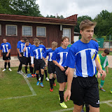 Starší žáci pohár, jaro 2015