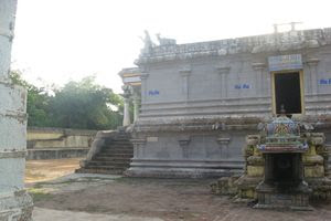 Thalaichangadu Temple Entrance To Maha Mandapam 01