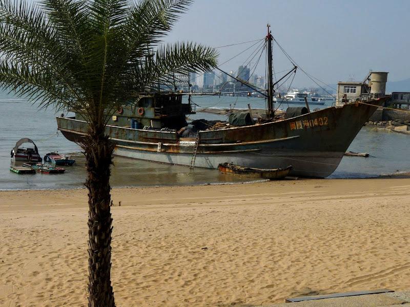 Chine, Fujian. Gulang yu island, Xiamen 2 - P1020127.JPG