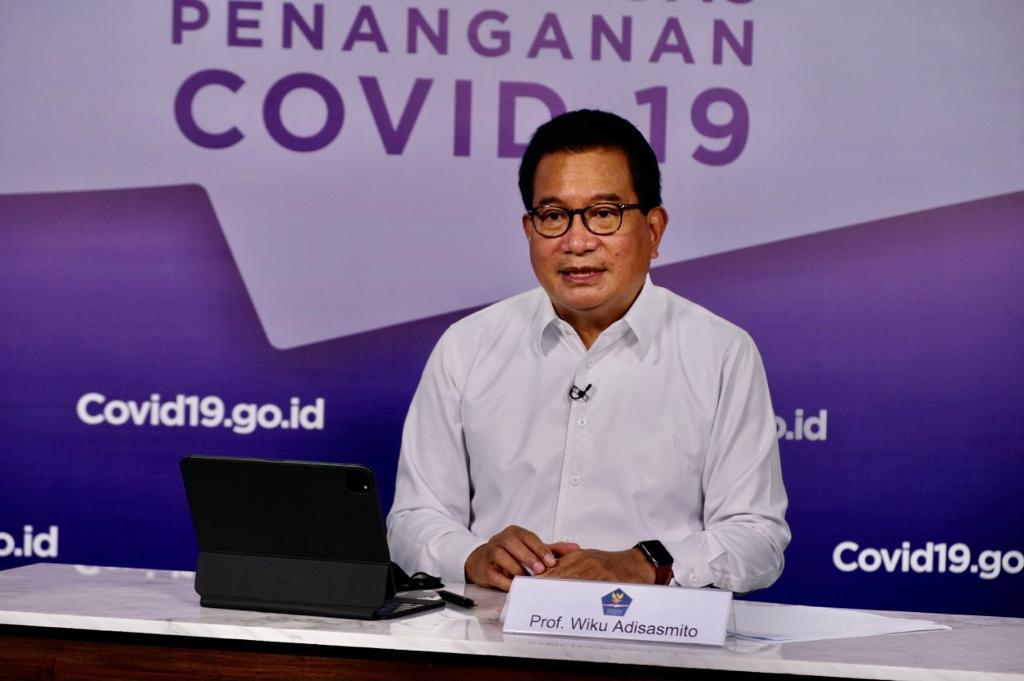 Penanganan Covid di 13 Provinsi Prioritas Termasuk Sulsel Menunjukkan Hasil Positif