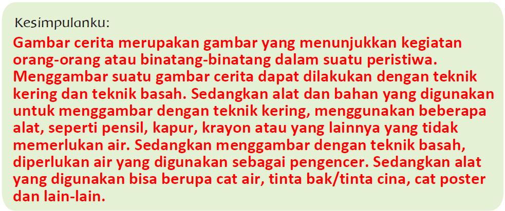 Kunci Jawaban Halaman 179, 180, 181, 182, 186, 187, 188 Tema 6 Kelas 5