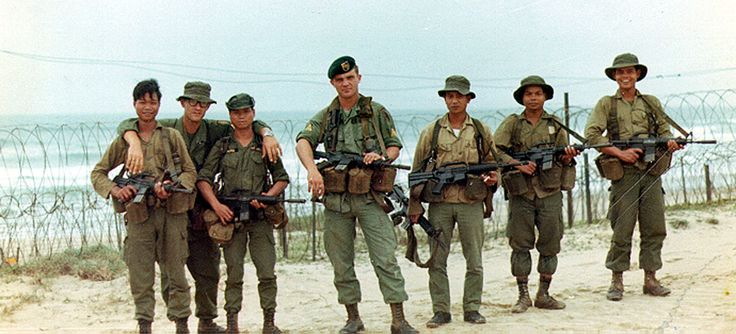 Recovery of Vietnam-era Green Beret remains classified
