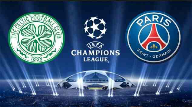 Celtic vs PSG Champions League Match Highlights