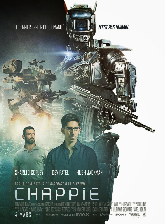 Người Máy Chappie (Thuyết Minh) - Chappie (2015)