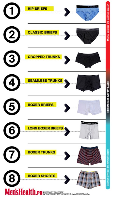 Kinds of Briefs