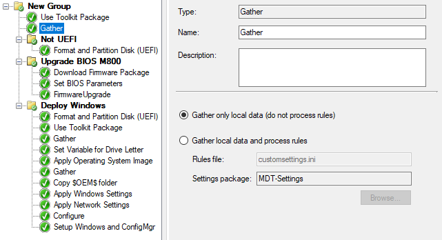 SCCM CB: Make your task sequence survives a full shutdown on a