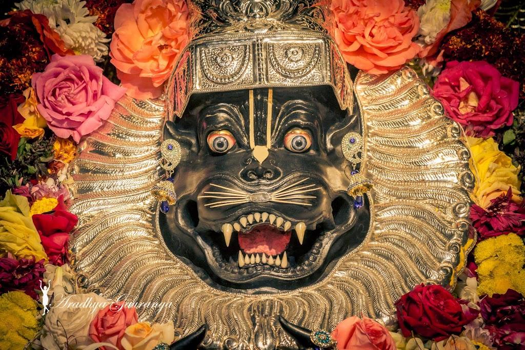 ISKCON Mayapur Deity Darshan 11 Jan 2017 (40)